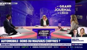 Le Grand Journal de l'Éco - Mardi 1er septembre