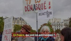En France, qui sont les antimasques ?