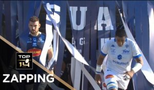 TOP 14 – Le Zapping de la J1 – Saison 2020-2021