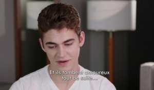 After : Chapitre 2 - Interview Hero Fiennes Tiffin