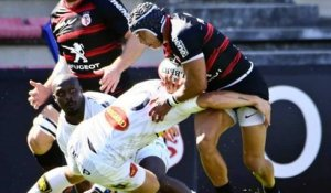 L'incroyable performance de Cheslin Kolbe face au Stade Rochelais
