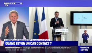 Covid-19: quand est-on un cas contact ?