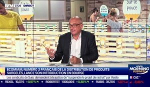 Daniel Sauvaget (Ecomiam) : Ecomiam lance son introduction en Bourse - 23/09