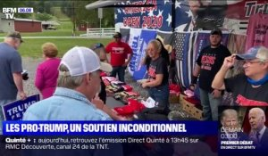 Le soutien inconditionnel des supporters de Trump