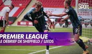 Le débrief de Sheffield / Leeds