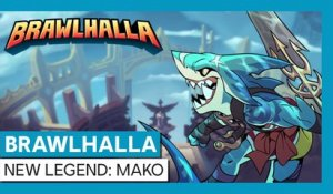 Brawlhalla - Mako Launch Trailer