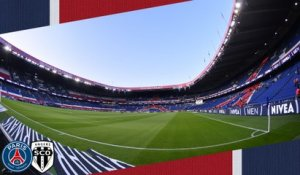 Replay : Paris Saint-Germain - SCO Angers, l'avant match au Parc des Princes