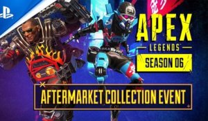 Apex Legends - Aftermarket Collection Event Trailer | PS4