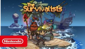 The Survivalists - Launch Trailer - Nintendo Switch
