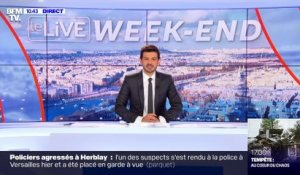 "Herblay: ""la police connaît"" les suspects - 10/10"