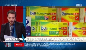 Dupin Quotidien : Attention aux dangers de l'automédication - 16/10