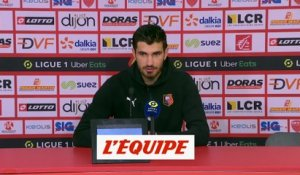Terrier : «On ne va pas cracher sur un point» - Foot - L1 - Rennes