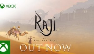 Raji: An Ancient Epic - Launch Trailer