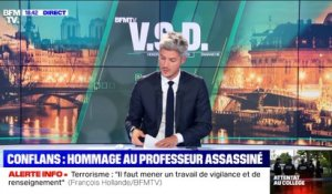 Professeur assassiné à Conflans: le point sur l'enquête - 17/10