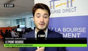 POINT BOURSE - POINT BOURSE du mardi 20 octobre 2020  - édition 15H