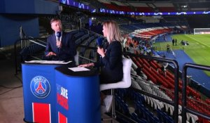 Replay : L'avant match au Parc des Princes Paris Saint-Germain - Manchester United