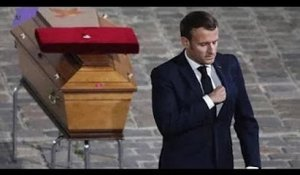 Cotta – Le discours sans fausses notes d'Emmanuel Macron