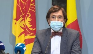 "Coronavirus: ""Il faudra des mesures beaucoup plus restrictives"" estime Elio Di Rupo"