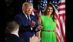 Melania Trump : comment elle a humilié Donald Trump face à son rival Joe Biden