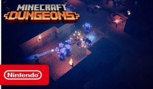 Minecraft Dungeons - Spooky Fall Event - Nintendo Switch