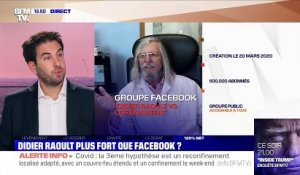 120% Net: Didier Raoult plus fort que Facebook ? - 26/10