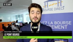 POINT BOURSE - Emission du vendredi 30 octobre