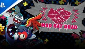 Mad Rat Dead - Launch Trailer | PS4