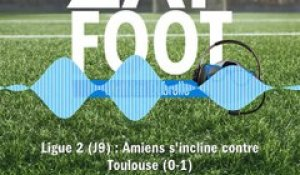 Ligue 2 (J9) : Amiens s'incline contre Toulouse (0-1)
