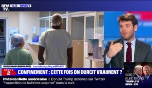Story 5 : Va-t-on vers un durcissement du confinement ? - 04/11