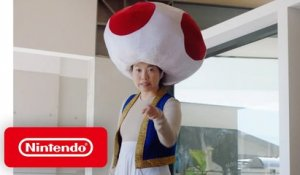 Awkwafina plays her favorite Nintendo Switch games – Mario Kart 8 Deluxe