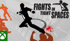 Fights in Tight Spaces Game Preview Launch Trailer