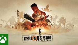 Serious Sam Collection - Launch Trailer