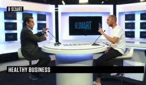 "BE SMART - L'interview ""Action"" de Jean Charles Samuelian (fondateur, Alan) par Stéphane Soumier"