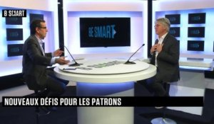 "BE SMART - L'interview ""Combat"" de Bernard Gainnier (président, PwC France) par Stéphane Soumier"