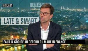 LATE & SMART - Emission du jeudi 19 novembre