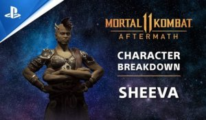 Mortal Kombat 11 - Sheeva Beginner's Guide | PS Competition Center