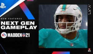 Madden NFL 21 – Next Gen Gameplay Trailer | PS5