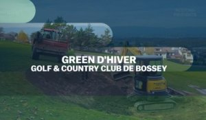 Green d'Hiver : Golf & Country Club de Bossey