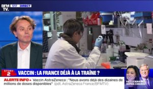 Story : Quand pourra-t-on se faire vacciner en France ? - 23/11