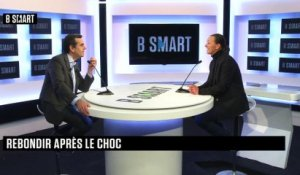 "BE SMART - L'interview ""Action"" de Isabelle Saladin par Stéphane Soumier"