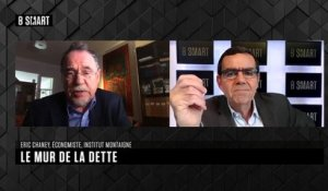 "BE SMART - L'interview ""Expertise"" de Éric Chaney par Stéphane Soumier"