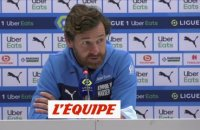 Villas-Boas : « On a compris le message des supporters ! » - Foot - L1 - OM