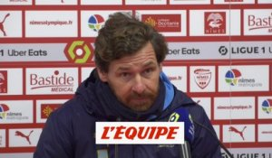 Villas-Boas : «J'ai dit un peu de conneries...» - Foot - L1 - OM