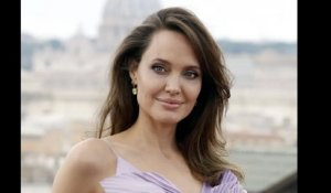 Angelina Jolie : son message aux femmes victimes de violences