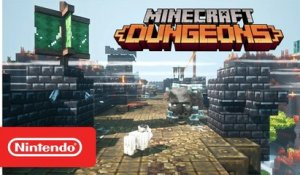 Minecraft Dungeons: Howling Peaks DLC - Nintendo Switch