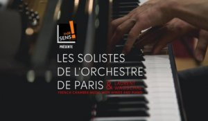 Les solistes de l'orchestre de Paris, Laurent Wagschal - French Chamber Music with Winds and Piano