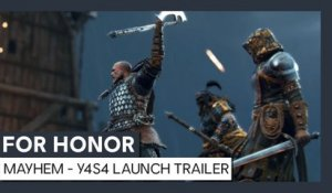 For Honor: Mayhem | Y4S4 Launch Trailer