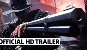Evil West Reveal Trailer | Game Awards 2020