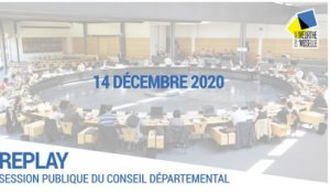 [SESSION] - Lundi 14 décembre 2020