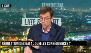 LATE & SMART - Emission du mardi 15 décembre